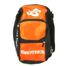 브라더 백팩 야구가방(오렌지)