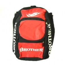 브라더 백팩 야구가방(빨강)