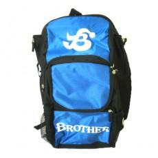 브라더 백팩 야구가방(파랑)